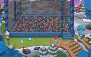 Parque fiesta de puffles