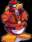 Penguin jet pack