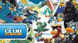 The Best of 2013 - Mashup Remix -Club Penguin-