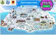 Nuevo mapa viaje en las islas infinitas