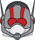 Antman's Helmet Icon