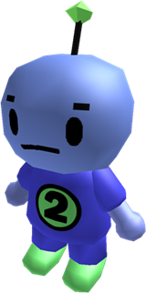 Beebo | Super Cube Cavern Wiki | Fandom