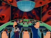 Mirror Ship Control Room