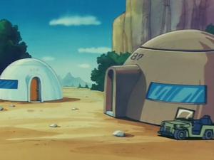 Colonel Silver's Camp