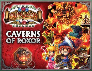 Caverns of roxor