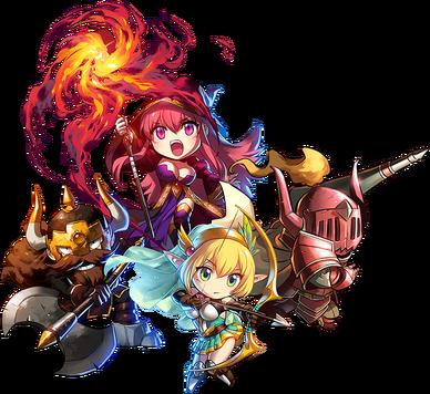 Superdungeontactics-heroes