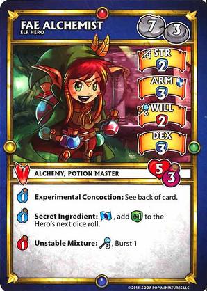 Fae Alchemist Front