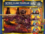 Wyrm Claw Templar