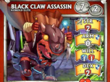 Black Claw Assassin