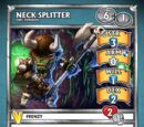 Neck Splitter