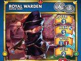 Royal Warden