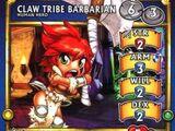 Claw Tribe Barbarian