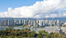 Vancouver downtown skyline