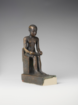 Imhotep statuette
