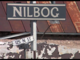 Nilbog, Utah