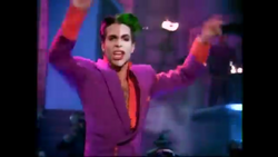 King Partyman - Partyman, by Prince