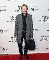 Stephen McHattie - Come To Daddy screening - April 25th, 2019 - Tribeca Film Festival - SVA Theater New York City edit 1