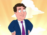 Justin Trudeau (Family Guy)