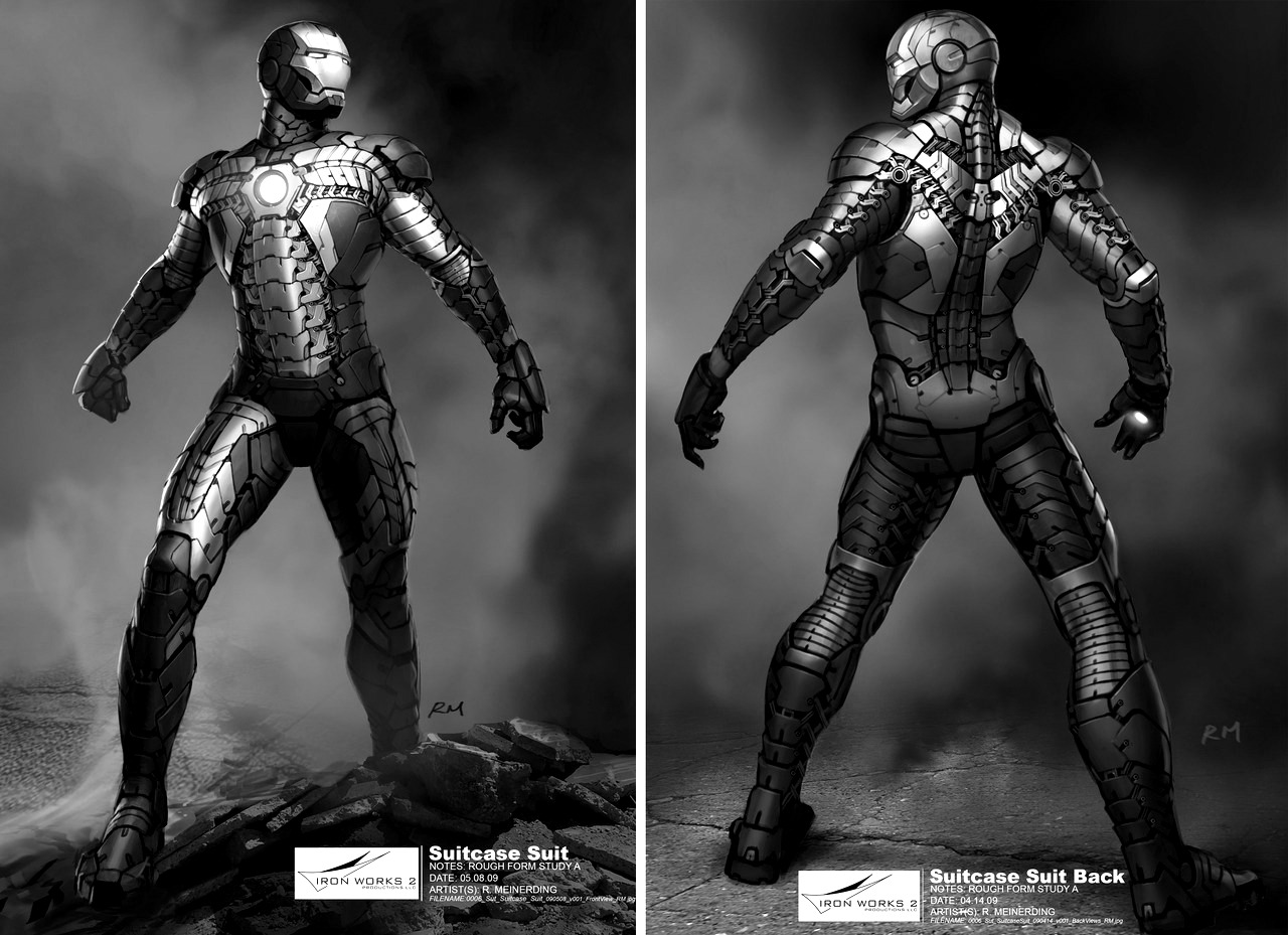 image - iron-man-3-suit-black-and-white-wallpaper | superhero