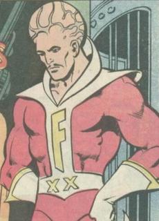 Futurio-XX (Super Friends 43)