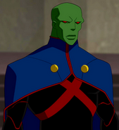 Martian Manhunter (Young Justice)