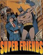 Spirit and Batman