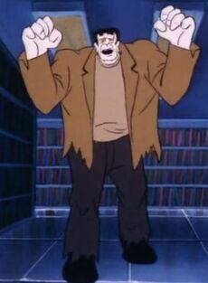 Victor Frankensteins monster