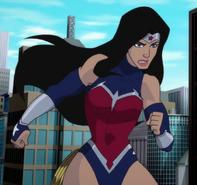 (2019) WW Rosario Dawson (Wonder Woman - Bloodlines) Outfit 2