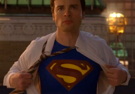 Superman Tom Welling (Smallville)