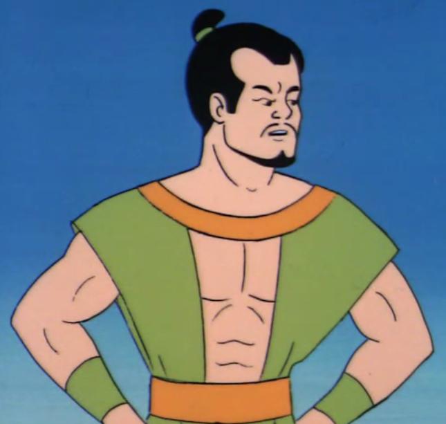 samurai superfriends wiki fandom powered by wikia