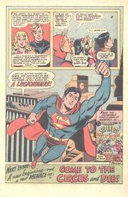 Supes Leaving 5 - Legion of Super-Heroes, 259 (Jan. 1980)