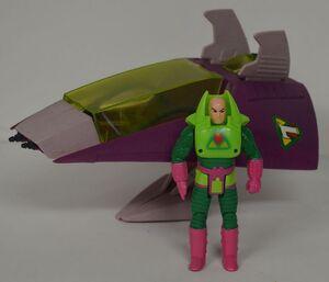 Lex-Soar 7 (Super Powers toy)