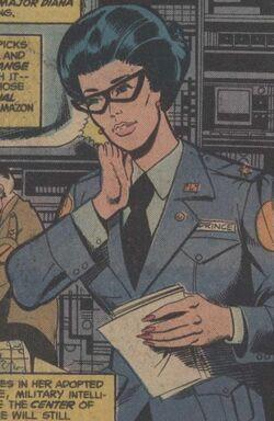 Major Diana Prince (ASC, Issue 69)