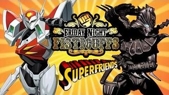 Friday Night Fisticuffs - Tatsunoko vs Capcom