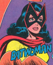 Batwoman (Freedom Fighters 14)