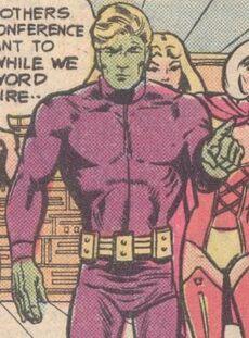 Brainiac 5 (Secrets of the Legion of SH 3) 3