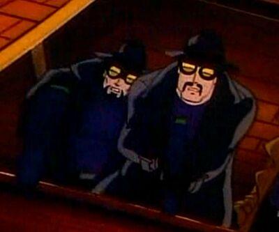 Dockwellgoons