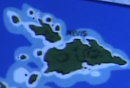 Nevis (02x1c - Invasion of the Earthors)