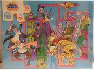 Supervillains puzzle