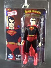 Universe of Evil Superman (Official World's Greatest Heroes figure)