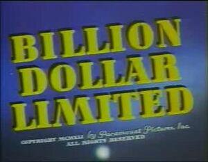 3 Billion Dollar Limited