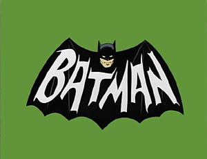 Batman - Title Card (1966 TV Series)