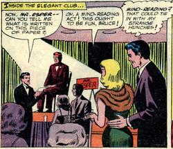 Mister Esper (Detective Comics 352)