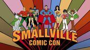 Smallville Comic Con