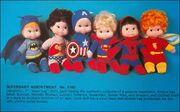 Super Baby Rag Dolls