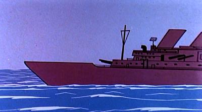 Pacific Fleet Flagship