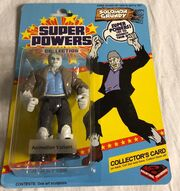 Solomon Grundy (Super Powers figure) -- animation variant