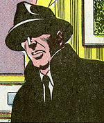 Stranger (Phantom Stranger 1)