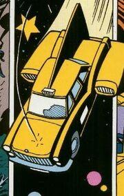 Space Cab