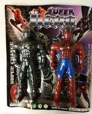 Spider-Man (Super Hero figures)